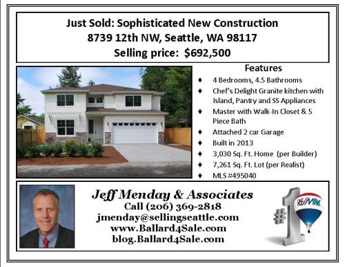 Just Sold - A&T Euro builders BLOG